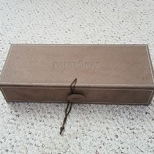 Authentic Pandora Jewlery Box